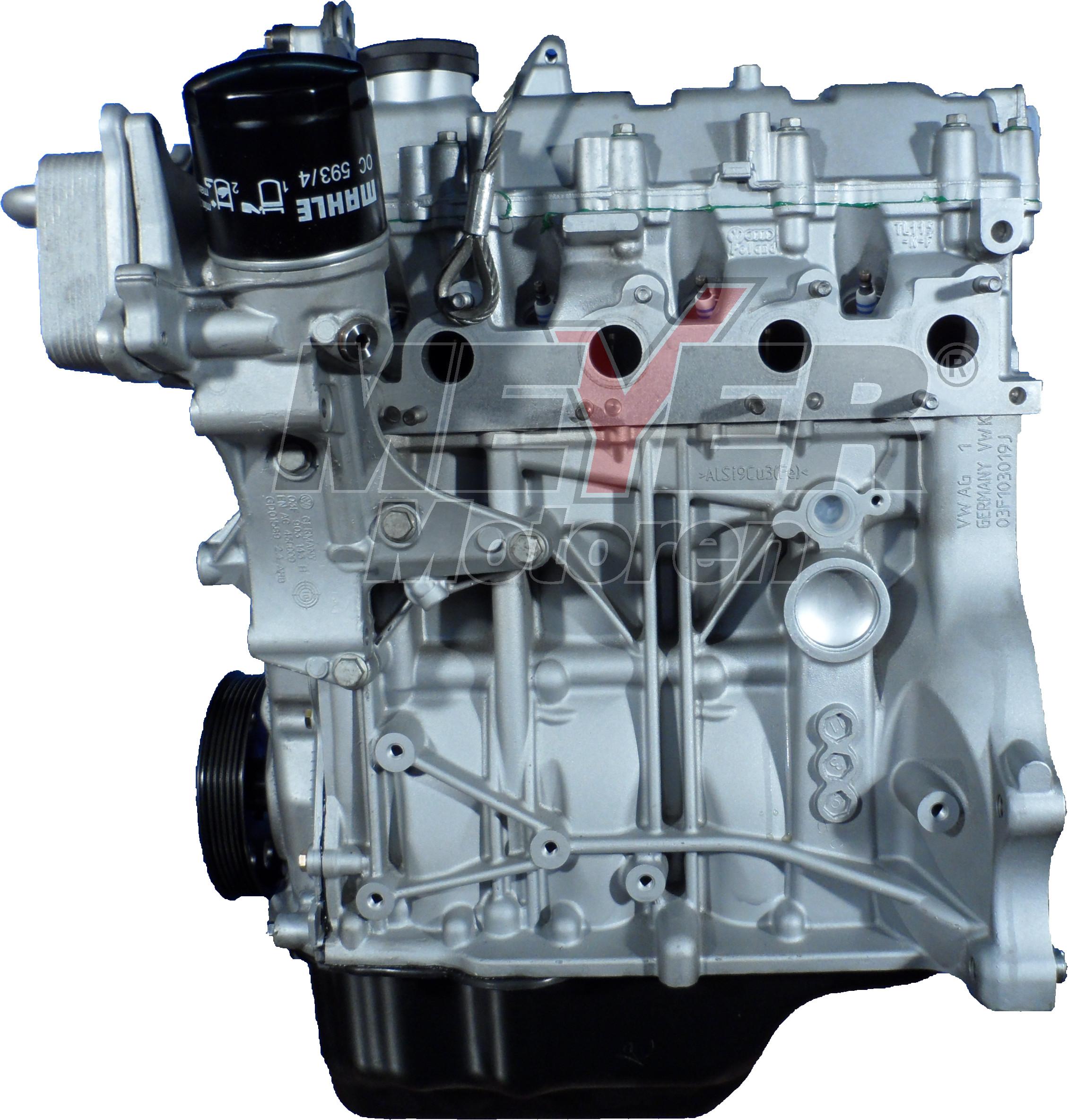 Vw Tsi Motoren